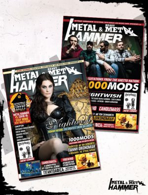 Nightwish, METAL HAMMER MAGAZINE ISSUE 424, HammerLand
