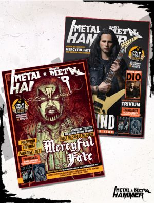 Issue 425 _ Mercyful Fate - Firewind - Plus Musicians
