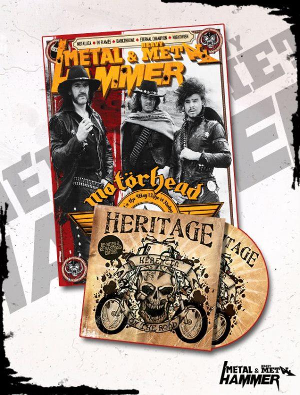 issue - 384- motorhead
