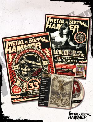 396 _ 33 years metal hammer