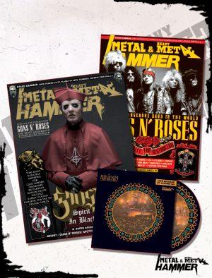 ΠΕΡΙΟΔΙΚΟ METAL HAMMER ΤΕΥΧΟΣ 402 +CD NAXATRAS, HammerLand