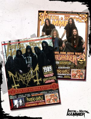 Issue 419 _ Mayhem - Nightstalker