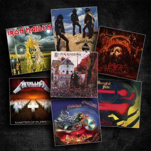 CDs / DVDs / LPs