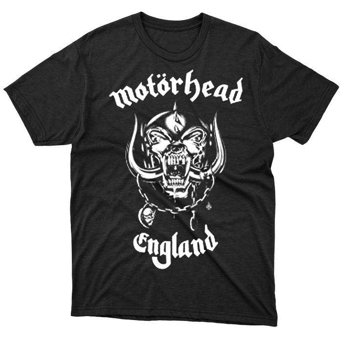 T-SHIRT MOTORHEAD – ENGLAND, HammerLand