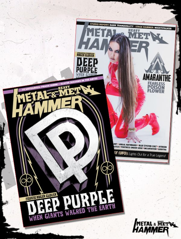 Issue 430_Deep Purple - Amaranthe
