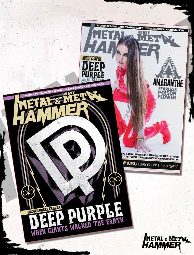 Issue 430_Deep Purple - Amaranthe