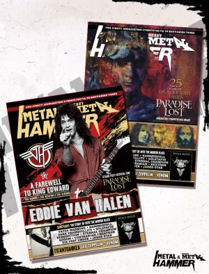 Eddie, METAL HAMMER MAGAZINE ISSUE 431, HammerLand