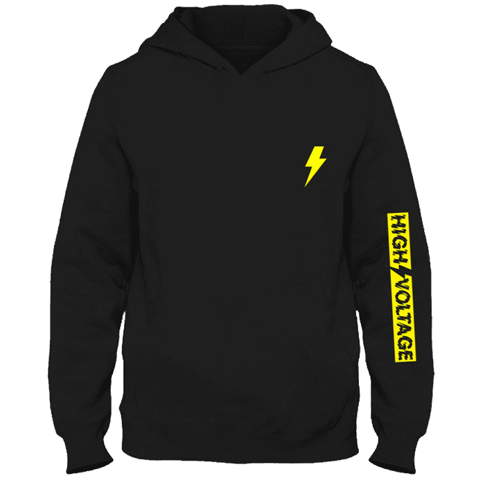HOODIE HIGH VOLTAGE vol.2, HammerLand