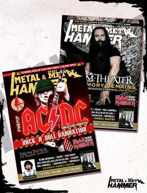 METAL HAMMER MAGAZINE ISSUE 432, HammerLand