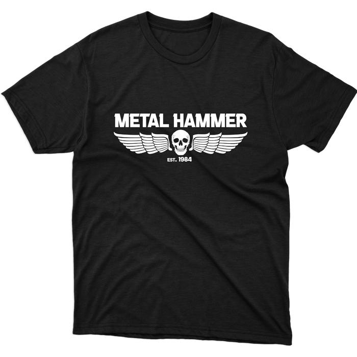 T-SHIRT METAL HAMMER EST 1984, HammerLand