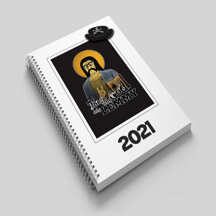 ΗΜΕΡΟΛΟΓΙΟ 2021 LEMMY, HammerLand
