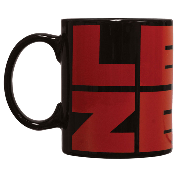 MUG LED ZEPPELIN – LED ZEP RED LOGO, HammerLand