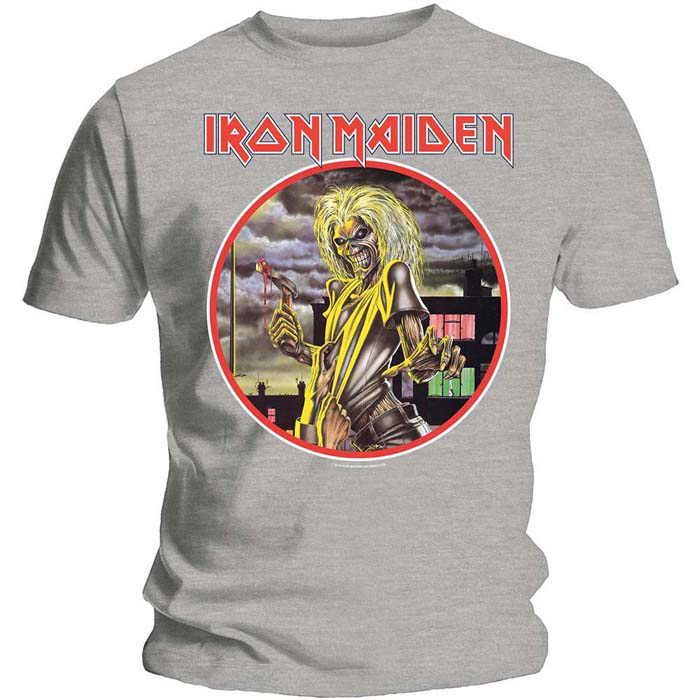 T-SHIRT IRON MAIDEN – Killers' Circle, HammerLand