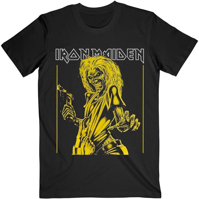 T-SHIRT IRON MAIDEN – Killers Flyer, HammerLand