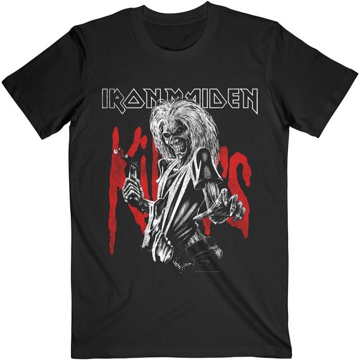 T-SHIRT IRON MAIDEN – Killers, HammerLand
