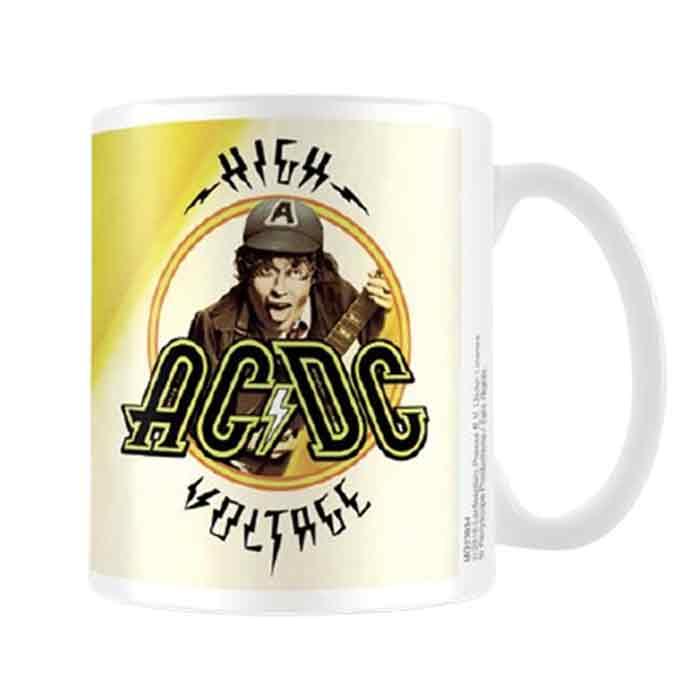 MUG AC/DC HIGH VOLTAGE, HammerLand